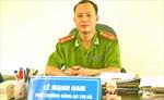 Bắt khẩn cấp Phó Công an thị xã Gia Nghĩa-Đắk Nông