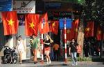 Hà Nội hân hoan trong ngày kỷ niệm 60 năm giải phóng