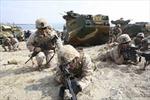 Hai miền Triều Tiên đấu súng tại biên giới trên bộ