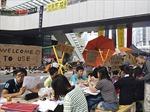 Phe biểu tình ở Hong Kong chuẩn bị đấu tranh lâu dài