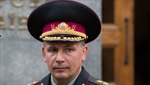 Ukraine lại 'trảm' Bộ trưởng quốc phòng