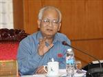 Hội đồng Dân tộc của Quốc hội làm việc tại tỉnh Trà Vinh