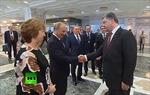 Tổng thống Nga - Ukraine bàn cách khôi phục hòa bình