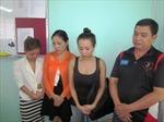 Phá ổ mại dâm chuyên phục vụ khách nước ngoài