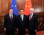 Trung Quốc-EU cam kết đẩy nhanh đàm phán về thỏa thuận đầu tư