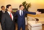 Thủ tướng Nguyễn Tấn Dũng gặp các nhà lãnh đạo bên lề ASEM - 10