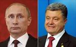 Tổng thống Nga gặp lãnh đạo Ukraine và EU