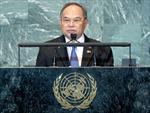 Philippines kêu gọi quốc tế ủng hộ kế hoạch 3 điểm cho Biển Đông