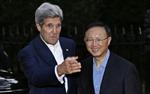 Ngoại trưởng Mỹ hội đàm với Ủy viên Quốc vụ Trung Quốc Dương Khiết Trì