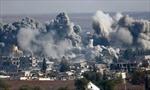 Mỹ thực hiện 25 cuộc không kích mới ở Iraq, Syria