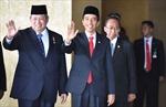 Ông Joko Widodo nhậm chức Tổng thống Indonesia