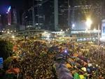 Mong Kok tiến tới bờ vực bạo loạn