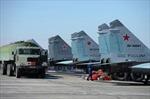 CIS tập trận bảo vệ không phận các nước thành viên