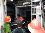 Liên tiếp hỏa hoạn, cháy nổ ở Quảng Ninh