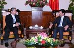 Đối thoại đối tác chiến lược Việt Nam - Nhật Bản lần thứ năm