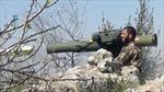 Xem tên lửa TOW nổ tung MiG-21 Syria trên đường băng