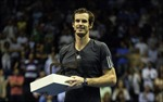Murray vắt kiệt sức để giành cúp vô địch