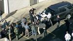 Nữ giáo viên bị bắn chết giữa trường học Estonia