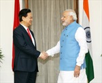 Chuyến thăm của Thủ tướng khỏa lấp khoảng cách Việt Nam-Ấn Độ