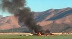 Rơi máy bay chiến đấu Mỹ, 1 người chết