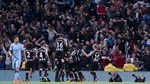 Manchester City thua đau tại Cúp Liên đoàn