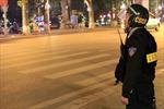 Lạng lách, tấn công một cảnh sát cơ động bất tỉnh