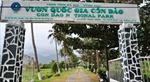 Vườn Quốc gia Côn Đảo là Khu Ramsar thứ 6 của Việt Nam