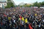 Thổ Nhĩ Kỳ biểu tình ủng hộ cuộc chiến chống IS tại Kobane