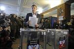 Kết quả sơ bộ bầu cử tại Donetsk và Lugansk