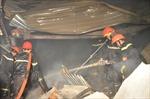 TPHCM: Cháy lớn tại công ty sản xuất nhang