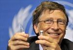 Bill Gates tài trợ 500 triệu USD chống sốt rét