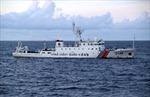Tàu Trung Quốc lại vào lãnh hải Nhật Bản
