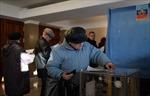 Lugansk, Donesk công bố kết quả bầu cử
