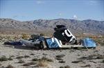 Vụ nổ tàu vũ trụ SpaceShipTwo: Có thể do lỗi phi công
