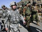 Mỹ tăng gần gấp đôi quân đến Iraq