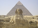 Ai Cập mở cửa tham quan khu vực tượng Nhân sư