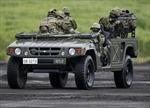 Hàn Quốc tập trận dọc biên giới với Triều Tiên