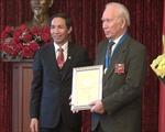 Vinh danh công dân Nga có nhiều đóng góp cho Hà Nội