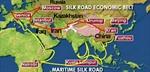 Trung Quốc bỏ 40 tỉ USD xây 'Con đường tơ lụa mới'