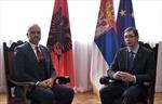 Thủ tướng Albania có chuyến thăm lịch sử tới Serbia