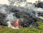 Nham thạch tiếp tục phun trào đe dọa Hawaii