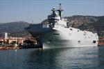 Nga ra hạn chót Pháp giao tàu chiến Mistral