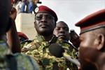 Burkina Faso khôi phục hiến pháp