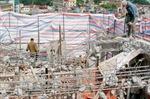 Điện Biên tháo dỡ các công trình xây dựng trái phép