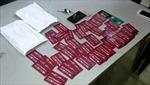 Người nước ngoài dùng thẻ ATM giả rút hơn 80 triệu đồng