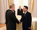 Tổng thống Nga sẵn sàng gặp nhà lãnh đạo Triều Tiên
