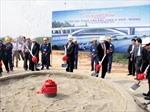 Khởi công dự án cầu Bắc Luân II Việt-Trung