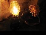 Ngọn đèn dầu tuổi thơ