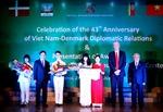 Kỷ niệm 43 năm thiết lập quan hệ ngoại giao Việt Nam-Đan Mạch