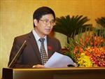 Quốc hội thảo luận dự án Bộ Luật dân sự (sửa đổi)